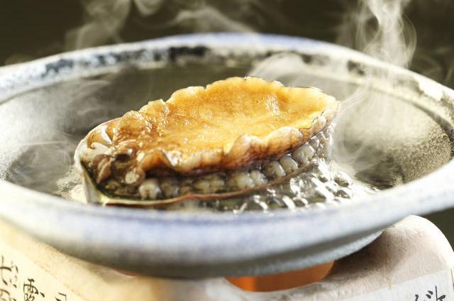 海の幸の王様「あわび」料理