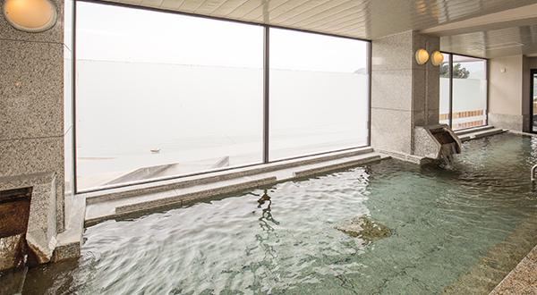 奥方大浴場「銀砂の湯」